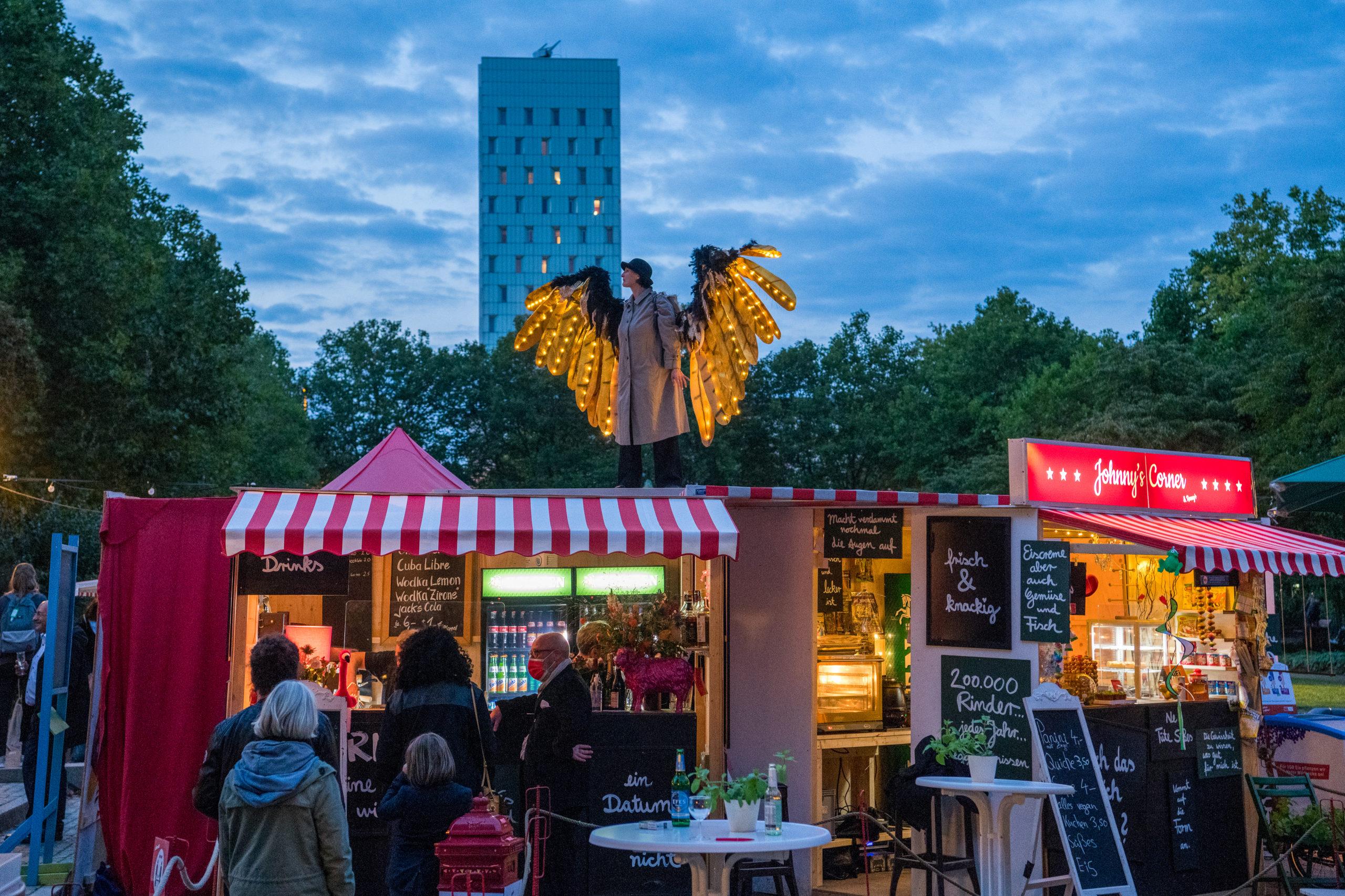 1 Angels, Altonale (Hamburg, Germany) 2020 (Photo by Thomas Panzau)